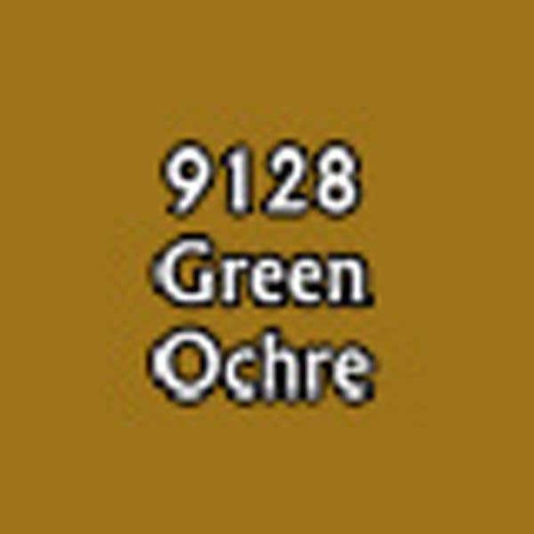 09128 GREEN OCHRE - 0 5 oz Dropper Reaper Master Series